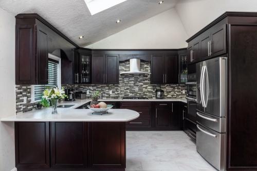 AZ Stone _ Tile Concepts Espresso Kitchen Remodeling