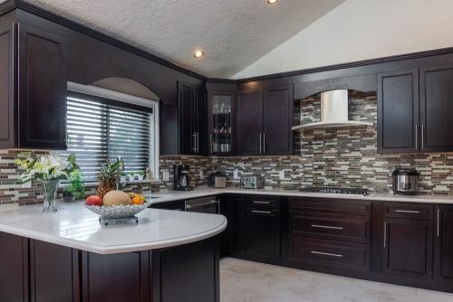 AZ Stone _ Tile Concepts Espresso Kitchen Remodeling Front View