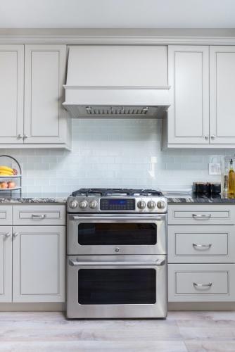 AZ Stone _ Tile Concepts Greige Kitchen Stove Remodeling
