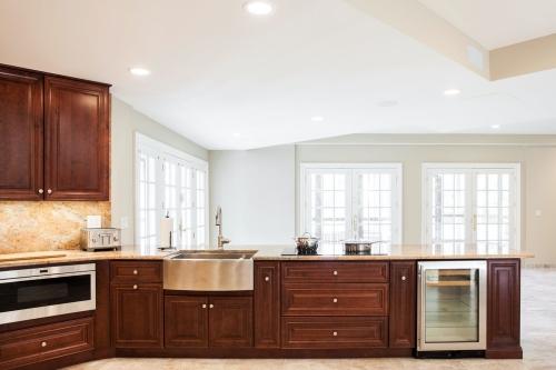 AZ Stone _ Tile Concepts Mahogany Kitchen Remodeling