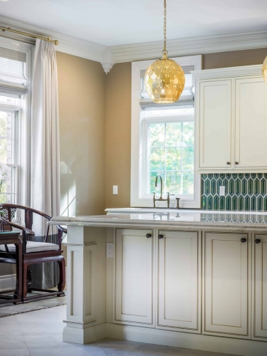 AZ Stone _ Tile Concepts Pearl Glazed Kitchen Counter Top Remodeling