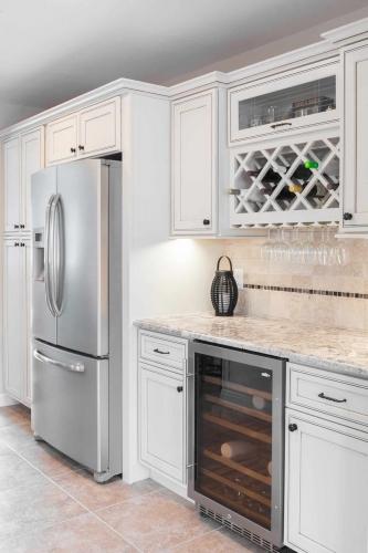 AZ Stone _ Tile Concepts Pearl Glazed Kitchen Remodeling Side View