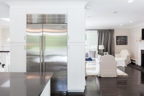 AZ Stone _ Tile Concepts White Kitchen Remodel