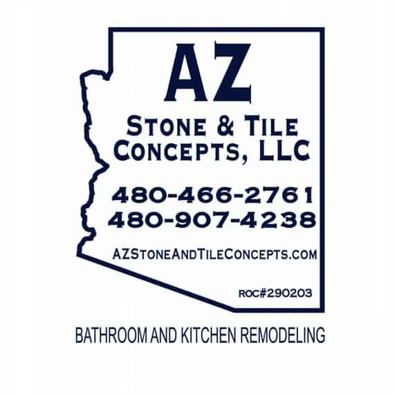 AZ Stone and Tile Concepts Logo