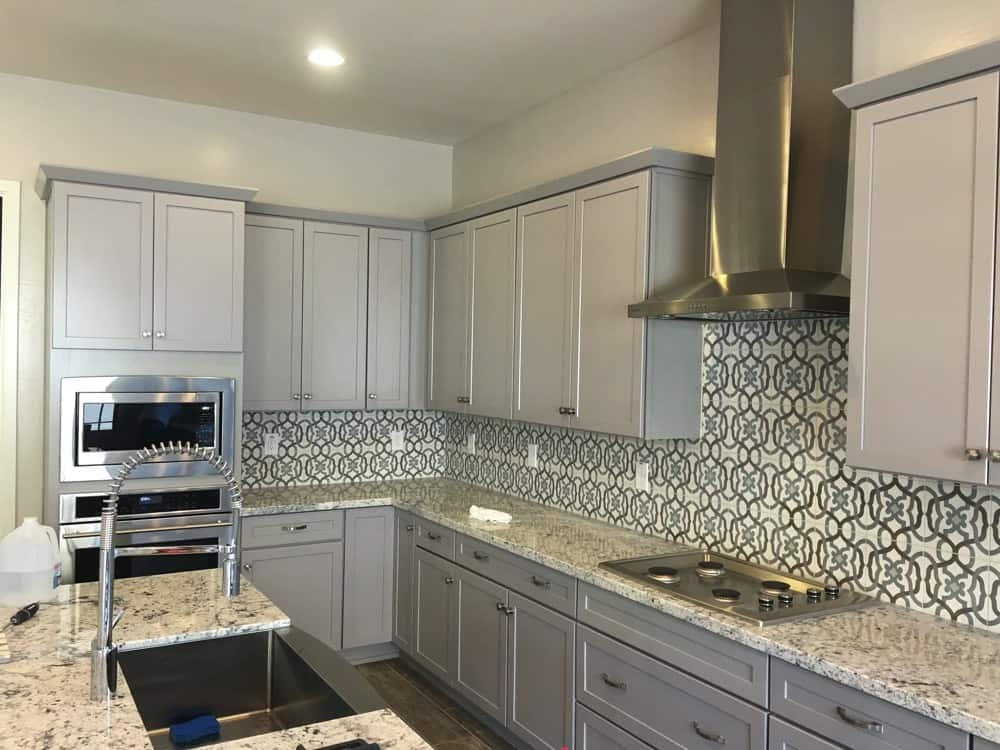 New Home kitchen Remodeling Project